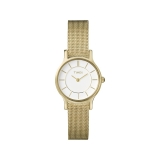 Timex Woman GP Ø26mm, White dial, Meshband
