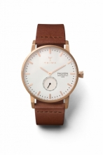 Triwa Rose Falken FAST101 Brown