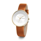 Lambretta Cielo 34mm Gold White/Cognac