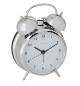 NeXtime Wake-up Silver Medium