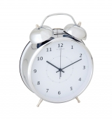 NeXtime Wake-up Silver Large