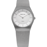 Bering Classic Collection Unisex Titanium 11935-000
