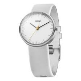 Braun Classic Quartz Analogue w/ Leather Strap BN0021WHWHL