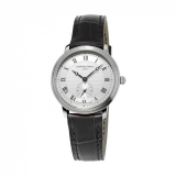 Slimline Ladies Small Seconds Silver