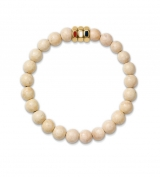 Tommy Hilfiger Casual Beaded Bracelet Bone 2700882