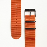 RECwatch Armband Nylon Orange