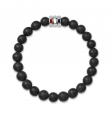 Tommy Hilfiger Casual Beaded Bracelet Black 2700881