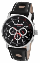 Lambretta Imola Leather Black