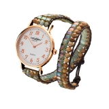 Deevotion Resort Watch Rose Gold