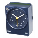 Braun väckarklocka blue, voice activated BNC004BL