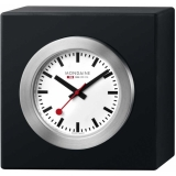 Mondaine Cube Clock, Ø 50 mm Black/white dial MON192