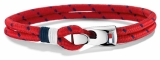 Tommy Hilfiger Casual Bracelet Red Nylon 2700758