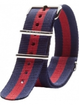 Triwa Red Blue Nato STNY110