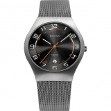 Bering Classic Collection Men Titanium 11937-007