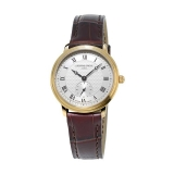 Slimline Ladies Small Seconds Guld