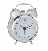 NeXtime Wake-up Silver Small